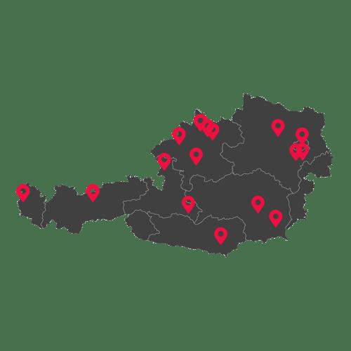 ACP Standorte