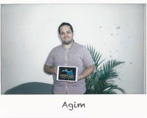 ACP eduWERK Team - Agim