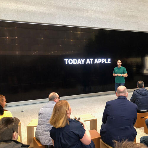 Apple Education Sales Academy Bootcamp 2019