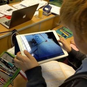 Grob- und Feinmotorik mit dem edu-iPad