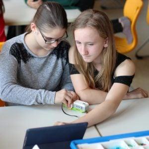 Lego WeDo 2.0 im Unterricht mit dem edu-iPad