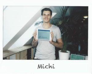 ACP eduWERK Team - Michi