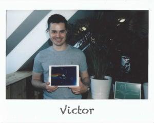 ACP eduWERK Team - Victor