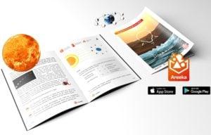 Augmented Reality mit Areeka im Unterricht