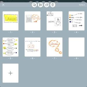 Storyboards im edu-iPad Unterricht