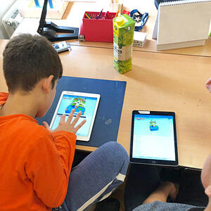 edu-iPad Unterricht mit Swift Playgrounds