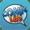 App Comic Live Icon