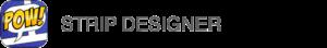 App Strip Designer Icon Text