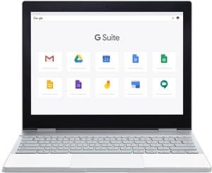G Suite als Softwarelösung