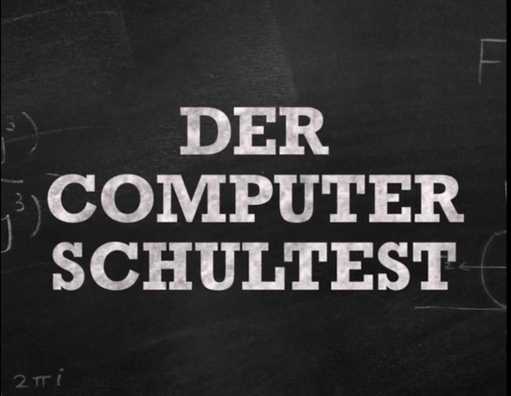 Computer Schultest MDM